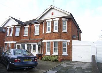 Thumbnail 4 bed semi-detached house to rent in Winchester Road, Shirley, Southampton