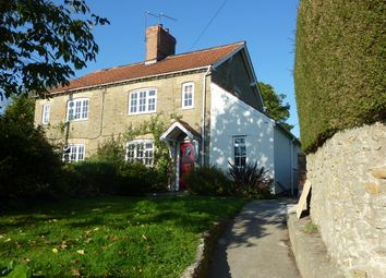 Thumbnail 3 bed cottage to rent in Shepton Montague, Wincanton