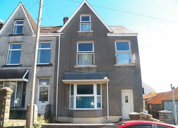 Thumbnail 5 bedroom terraced house for sale in Finsbury Terrace, Brynmill, Swansea