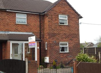 Thumbnail 2 bed semi-detached house for sale in St.Martins Road, Talke Pits