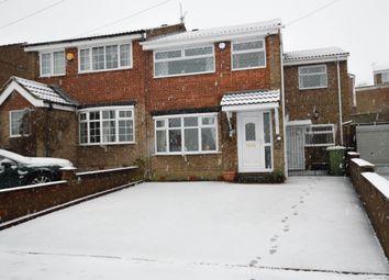 Thumbnail 4 bed semi-detached house for sale in Kirkcroft Avenue, Killamarsh, Sheffield