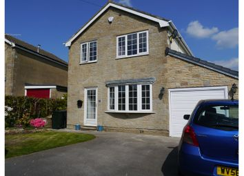 Thumbnail 3 bed detached house for sale in Lowfield Crescent, Silsden