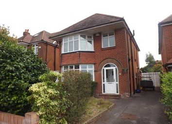 Thumbnail 3 bed detached house for sale in Upper Shirley, Southampton, Hampshire