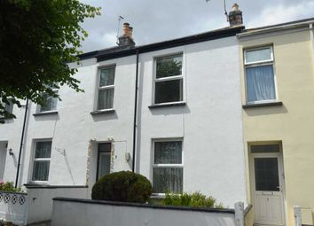 Thumbnail 3 bed end terrace house for sale in Clifton Terrace, Falmouth