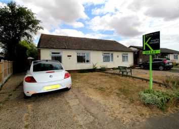 Thumbnail 2 bedroom semi-detached bungalow to rent in Second Avenue, Weeley, Clacton-On-Sea