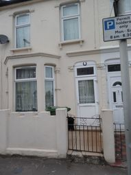 Thumbnail 4 bed terraced house to rent in Elmhurst Road, Forest Gate