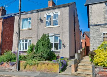 Thumbnail 4 bedroom semi-detached house for sale in Compton Street, Chesterfield