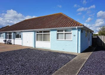 Thumbnail 2 bed semi-detached bungalow for sale in Gill Way, Selsey