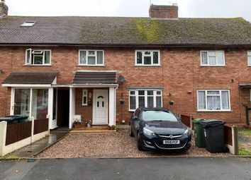 Thumbnail 3 bed terraced house to rent in Idsall Crescent, Shropshire, Shifnal