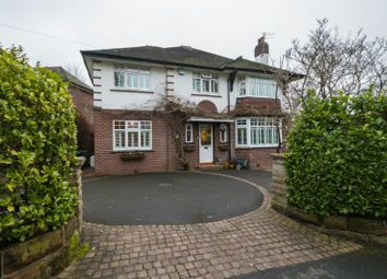 Thumbnail 5 bed detached house for sale in Woodhead Drive, Hale, Altrincham