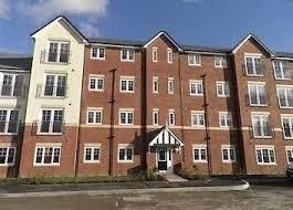 Thumbnail 2 bed flat to rent in St Edmunds House, Robinson Road, Ellesmere Port