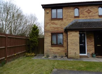 Thumbnail 2 bed semi-detached house to rent in Cyprus Road, Hatch Warren, Basingstoke, Hampshire