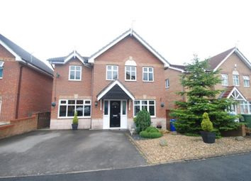 Thumbnail 4 bed detached house for sale in Standrick Hill Rise, Stalybridge, Cheshire