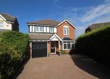 Thumbnail 4 bed detached house for sale in Calf Close Drive, Jarrow