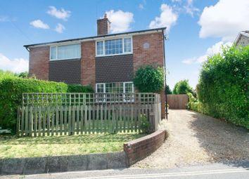 2 bed semi-detached house for sale in Union Lane, Droxford, Southampton SO32