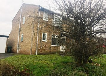 Thumbnail 1 bed flat for sale in Alder Avenue, Wakefield