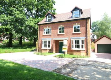 Thumbnail 5 bed detached house for sale in Plot, The Commodore, Llanyravon, Cwmbran