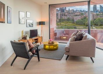 Thumbnail 2 bed flat for sale in Oscar Faber Place, St. Peter's Way, London