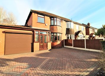 Thumbnail 3 bed semi-detached house for sale in Kirkway, Middleton, Manchester