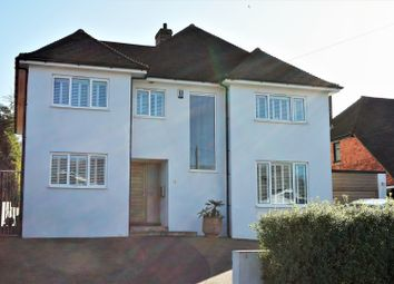 Thumbnail 4 bed detached house for sale in Hill Drive, Hove
