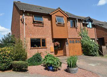 Thumbnail 4 bed end terrace house for sale in Harbour View, Tewkesbury, Tewkesbury