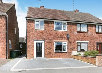Thumbnail 3 bed semi-detached house for sale in Ridgley Road, Tile Hill, Coventry, West Midlands