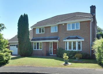 Thumbnail 5 bed detached house to rent in Topaz Grove, Waterlooville