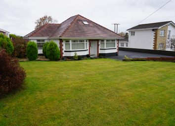 Thumbnail Detached bungalow for sale in Heol Y Neuadd, Tumble, Llanelli
