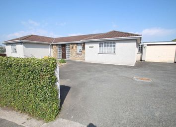 Thumbnail 4 bedroom detached bungalow for sale in Windsor Road, Higher Compton, Plymouth