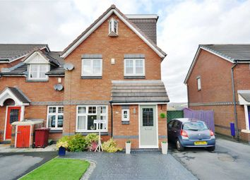 Thumbnail 4 bed town house for sale in Ingleby Close, Westhoughton, Bolton