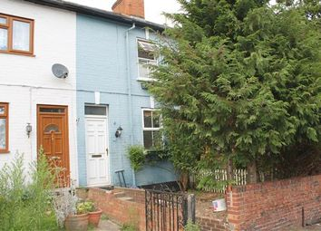 Thumbnail 4 bed terraced house to rent in Egham Hill, Englefield Green, Egham