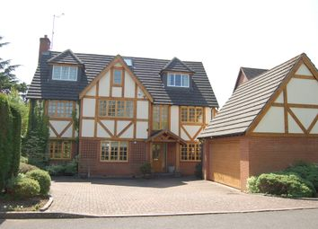 Thumbnail 6 bed detached house for sale in Penn Green, Beaconsfield