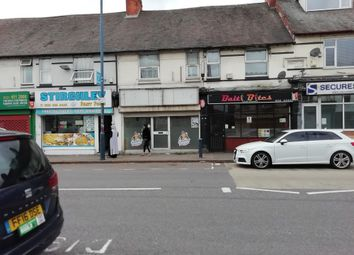 Thumbnail Retail premises to let in Pershore Road, Stirchley, Retail Shop With Flat Above