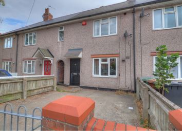 Thumbnail 2 bed terraced house for sale in Coleridge Gardens, Lincoln
