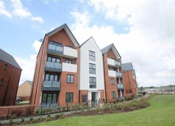 Thumbnail 2 bed flat to rent in Cicero Crescent, Fairfields, Milton Keynes