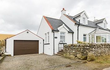Thumbnail 3 bed detached house for sale in 1 Reiffer Park Cottage, Sorbie