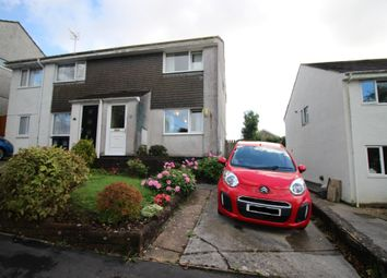 Thumbnail 2 bed semi-detached house for sale in Dunsterville Road, Ivybridge