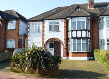 Thumbnail 7 bed semi-detached house for sale in Church Vale, East Finchley, London