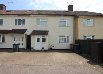 Thumbnail 3 bed terraced house for sale in Easton Gardens, Borehamwood, Herts