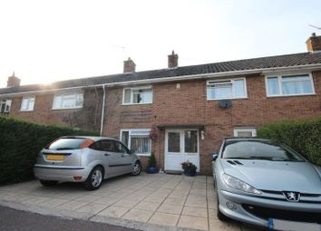 Thumbnail 3 bed terraced house for sale in Barclay Road, Norwich