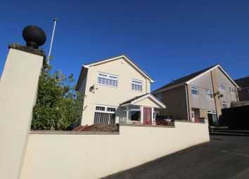 Thumbnail 3 bedroom detached house to rent in Holly Park Close, Tamerton Foliot, Plymouth