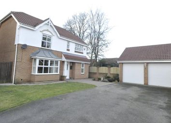 Thumbnail 4 bed detached house to rent in Middlethorne Mews, Leeds, West Yorkshire