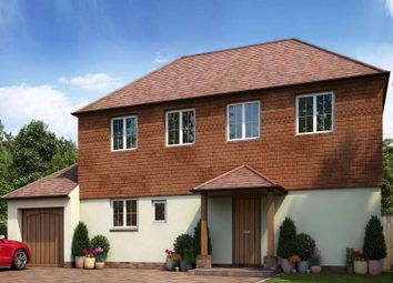 Thumbnail 3 bed detached house for sale in Norwood Close, Effingham, Leatherhead