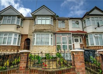 Thumbnail 3 bed terraced house for sale in Cairnfield Avenue, London