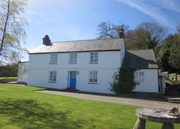 Thumbnail 4 bed detached house for sale in The Green Lane, St. Erth, Hayle
