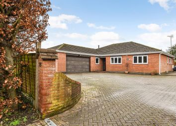 Charlton Road, Andover SP10. 4 bed detached bungalow for sale
