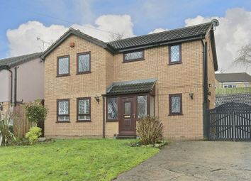 Thumbnail 4 bedroom detached house for sale in Westwood Rise, Churwell, Morley, Leeds