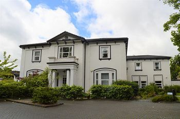 Thumbnail 2 bed flat to rent in Oxton Lawn Apartments, 18 Rathmore Road, Oxton, Wirral