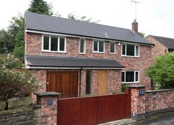 Thumbnail 3 bed detached house for sale in Bollin Grove, Prestbury, Macclesfield, Cheshire