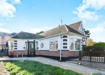 Thumbnail 2 bed detached bungalow for sale in Malvern Road, Bournemouth